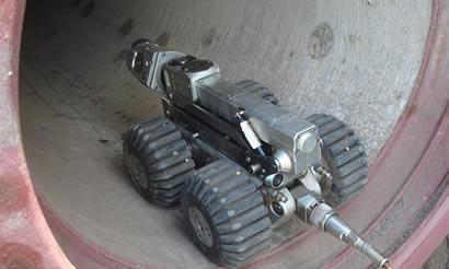 Vídeo Inspeção Robotizada